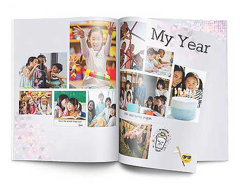 Click to order your yearbook from treering.com