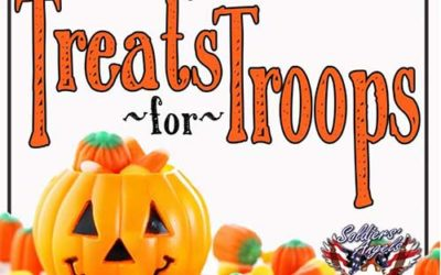 Halloween Candy for the Troops