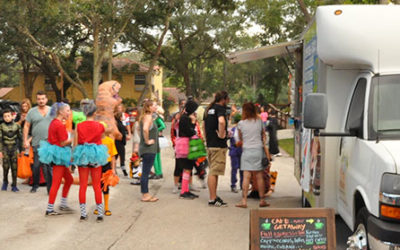 """Trunk or Treat"" at Plato Academy Palm Harbor"