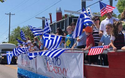 Greek Parade 2019