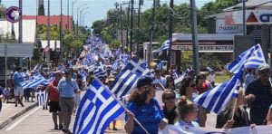 Tarpon Springs Greek Parade 2019