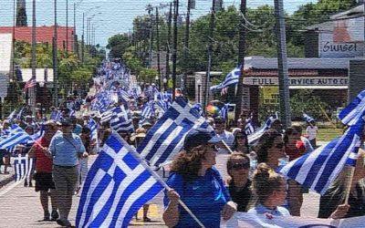 Tarpon Springs Greek Independence Parade 2019