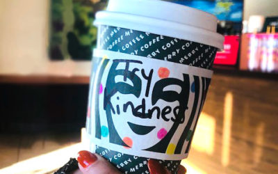 Plato Academy Clearwater Shares Positivity with Starbucks Customers