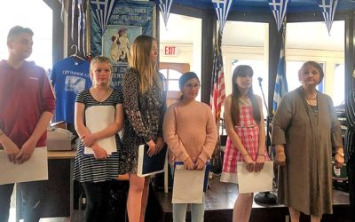 Plato Academy Schools Student recognized for exceptional performance in learning Greek