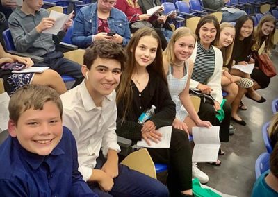 NHD 2020 county competition participants