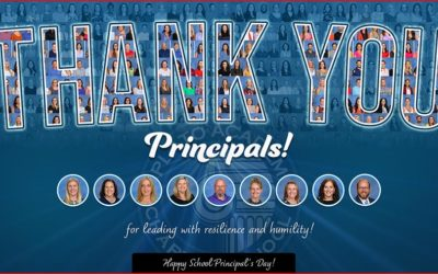 Principal's Appreciation Day