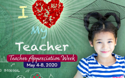 Teacher Appreciation Week: May 4th – 8th